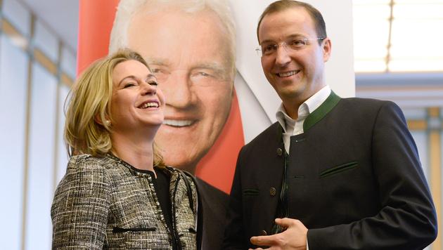 Team Stronach wirft zwei Abgeordnete aus Landtag (Bild: APA/Jae)