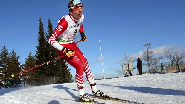 Denifl als bester ÖSV-Kombinierer in Kuusamo 11. (Bild: EPA)