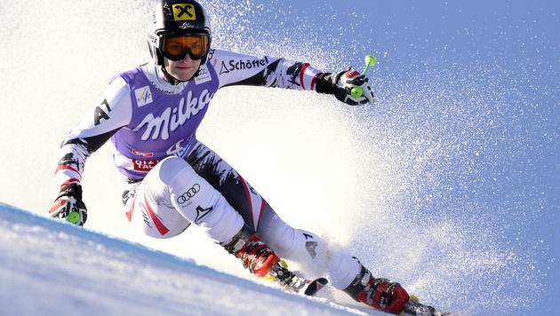 Kathrin Zettel hört auf! Ski-Ass beendet Karriere (Bild: APA/HANS KLAUS TECHT)