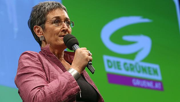Ulrike Lunacek (Bild: APA/Franz Neumayr)