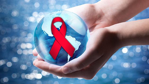 Welt-Aids-Tag: Sieg über HIV-Pandemie steht aus (Bild: thinkstockphotos.de, krone.at-Grafik)