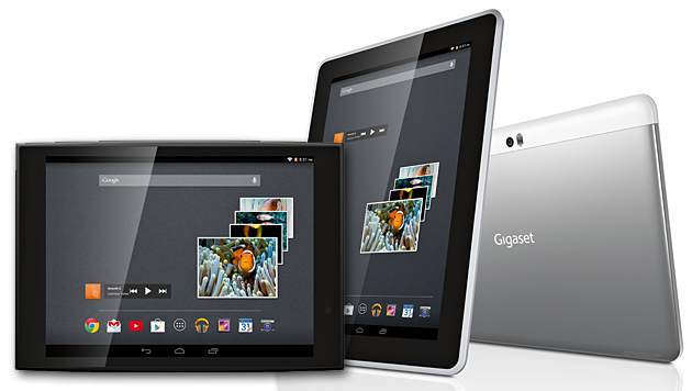 Gigaset steigt mit zwei Geräten in Tabletmarkt ein (Bild: Gigaset, krone.at-Grafik)