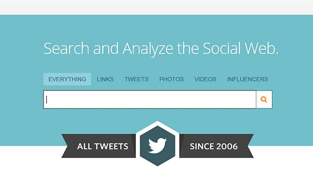 Apple kauft Twitter-Analysespezialisten Topsy (Bild: Topsy)