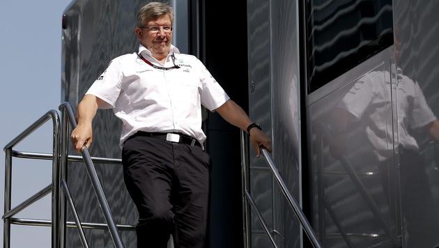Brawn legt nach Abschied von Mercedes Pause ein (Bild: EPA)