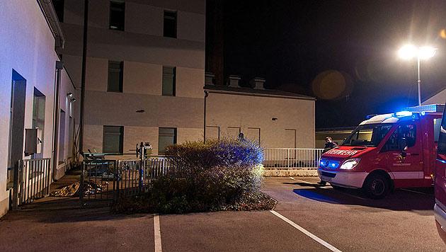 NÖ: 85-jährige Frau tot aus Werkskanal geborgen (Bild: Stefan Schneider/Pressestelle BFK Baden)
