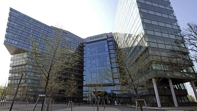 Siemens-Manager wegen Schwarzgeldkonten angeklagt (Bild: APA/Herbert Pfarrhofer)