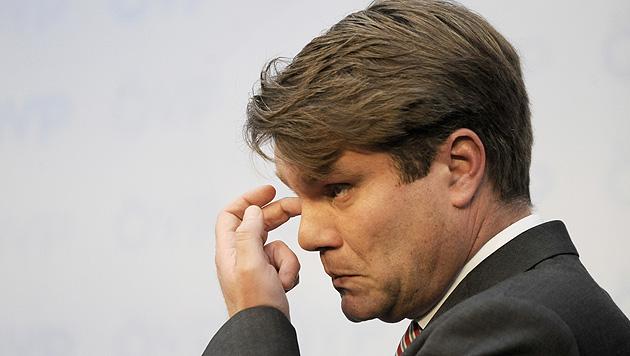 """Rauch: Rücktritt """"nicht aus politischen Gründen"""" (Bild: APA/Hans Klaus Techt)"""