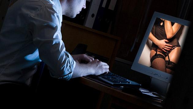 Erneut zwei Burgenländer mit Sexvideos erpresst (Bild: thinkstockphotos.de, krone.at-Grafik)