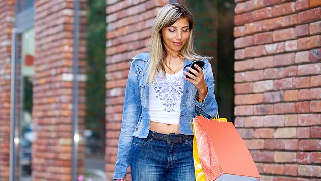 Machen uns Bluetooth-Sender zu gläsernen Kunden? (Bild: thinkstockphotos.de)
