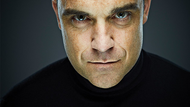 Robbie Williams swingt ein zweites Mal in Wien (Bild: Universal Music)