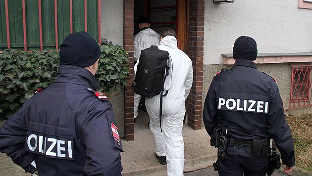 Wienerin in Wohnung erstochen: Nachbar verhaftet (Bild: Andi Schiel)