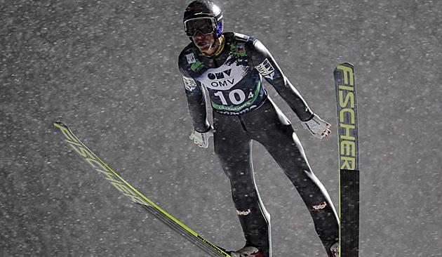"""Schlieri"" feiert in Lillehammer 52. Weltcupsieg (Bild: APA/EPA/GEIR OLSEN)"