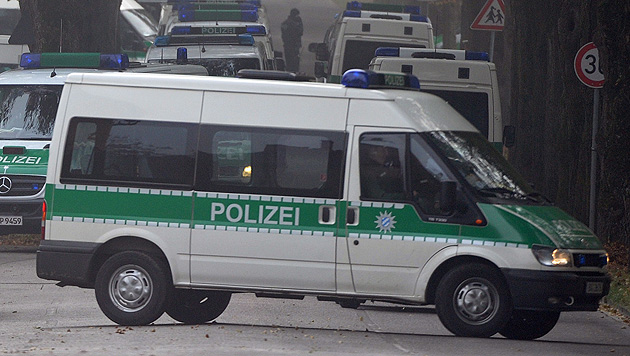 Bayern: Vermisster Mann in Höhle gefunden (Bild: EPA)