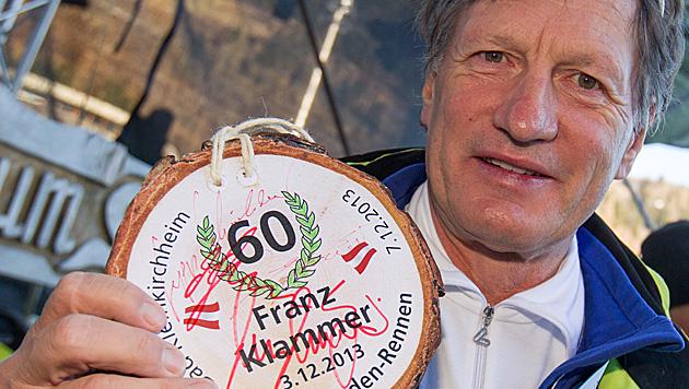Klammer beging 60. Geburtstag mit Partywochenende (Bild: APA/EXPA/ JFK)