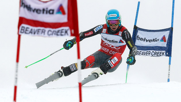Ligety gewinnt klar vor Miller und Hirscher (Bild: AP)
