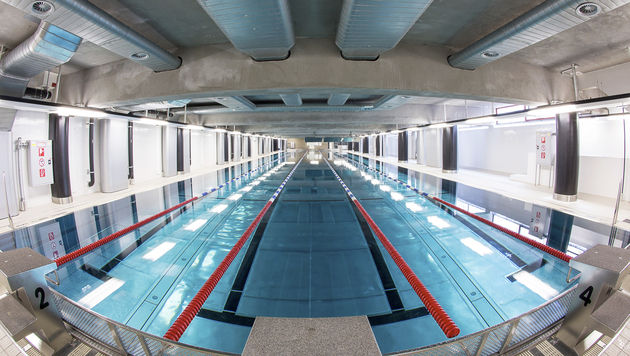 Stadthallenbad: Streitwert liegt bei 5,6 Mio. Euro (Bild: APA/EVA KELETY)