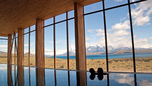 Luxuriöse Wellness-Resorts aus aller Welt (Bild: Tierra Patagonia, Pía Vergara)