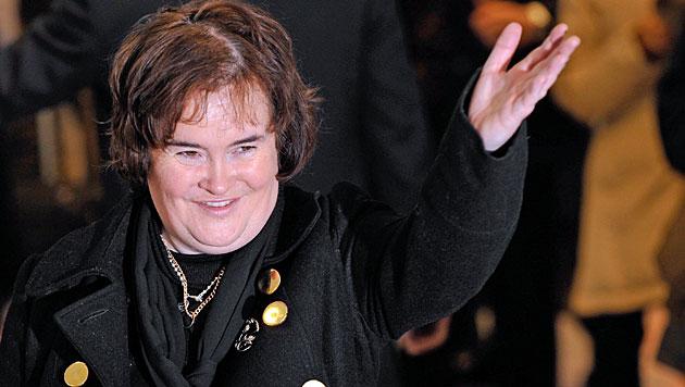 Susan Boyle leidet unter Asperger-Syndrom (Bild: EPA)