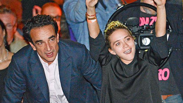 Mary-Kate Olsen und Olivier Sarkozy bald verlobt? (Bild: AP)
