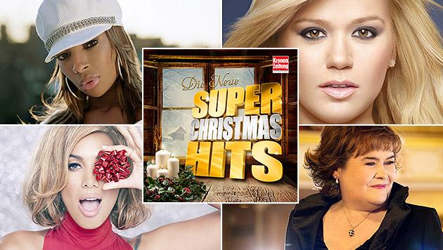 Pop-Weihnachten: Süßer die Lieder nie klingen (Bild: Sony Music, Universal Music)