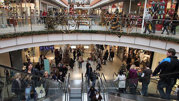 Heuer Rekordgeschäft zu Weihnachten erwartet (Bild: Uta Rojsek-Wiedergut)