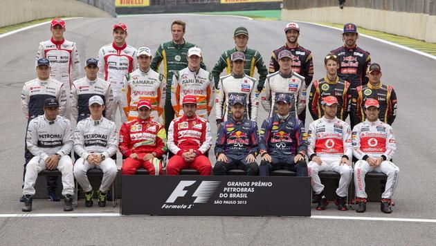 Die Formel 1 sucht einen neuen Rennstall (Bild: APA/EPA/EFE/SEBASTIAO MOREIRA)