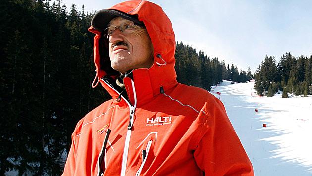 FIS-Renndirektor Tischhauser an Leukämie erkrankt (Bild: EPA)