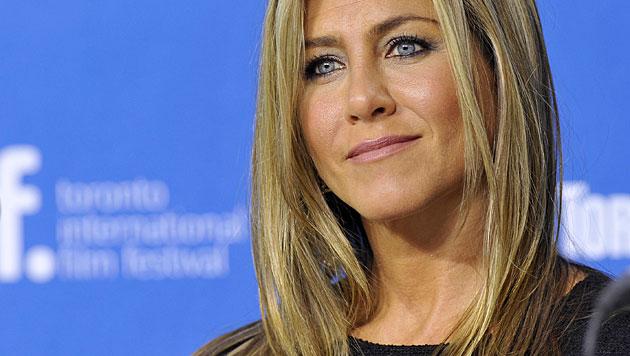 Jennifer Aniston schwärmt von Justin Theroux (Bild: EPA)