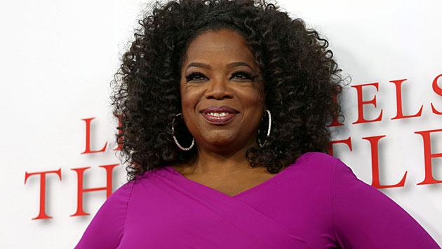 """Oprah Winfrey: """"Meine Kinder hätten mich gehasst"""" (Bild: AP)"""