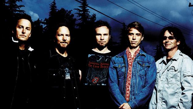 Rock-Legenden Pearl Jam kommen nach Wien (Bild: Universal Music)