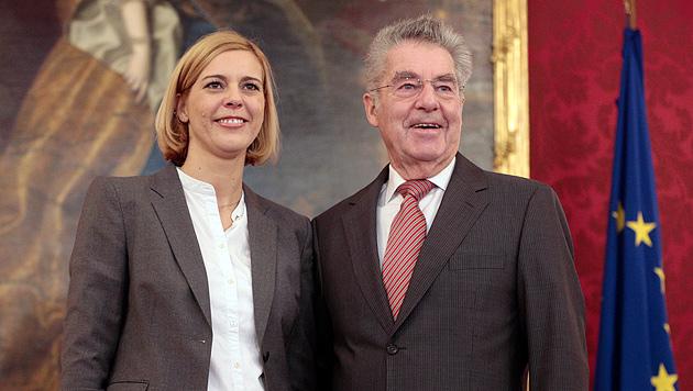 """Brandstetter will Weisungsrecht """"diskutieren"""" (Bild: APA/GEORG HOCHMUTH)"""