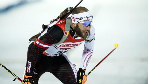 Daniel Mesotitsch Sechster im 10-km-Sprint (Bild: AP)