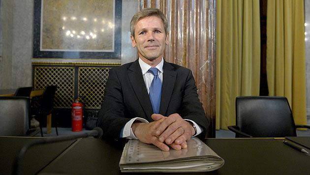 Ostermayer ist künftig der Regisseur der Macht (Bild: APA/Roland Schlager)