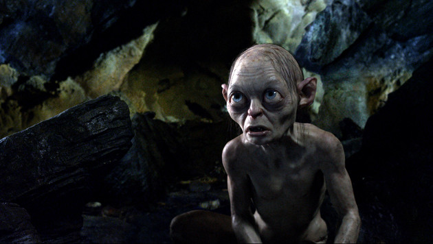 Gollum unterlag Hobbits wegen Mangels an Vitamin D (Bild: AP)