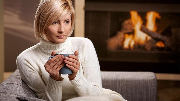 Wie Sie es mit wenig Aufwand schön warm haben (Bild: thinkstockphotos.de)