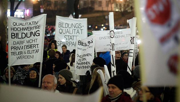 Lehrerdienstrecht: Reform verzögert sich bis 2060! (Bild: APA/GEORG HOCHMUTH)
