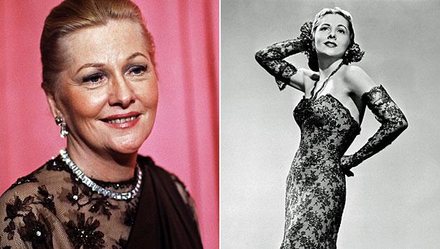 """Rebecca""-Star Joan Fontaine gestorben (Bild: AP)"