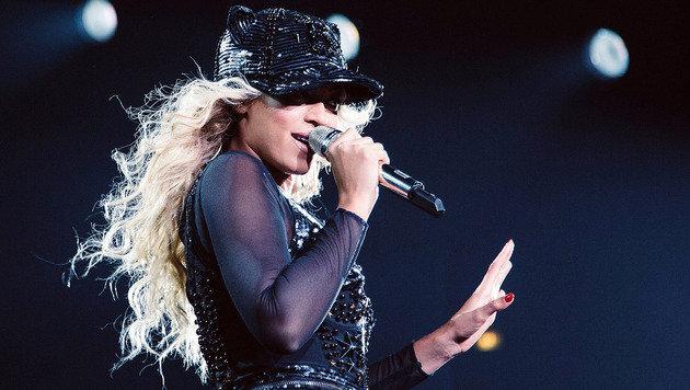 Neues Video: Beyonce prangert Schönheitswahn an (Bild: Photo by Robin Harper/Invision for Parkwood Entertainment/AP)