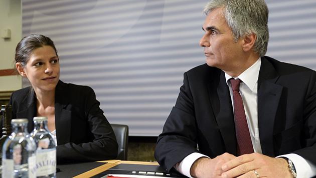 Rudas Bildungssprecherin, Matznetter ohne Mandat (Bild: APA/Herbert Neubauer)