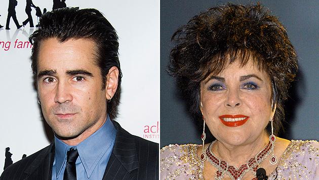 """Colin Farrell: """"Ich hätte Liz Taylor geheiratet"""" (Bild: AP, dpa/Lionel Hahn)"""