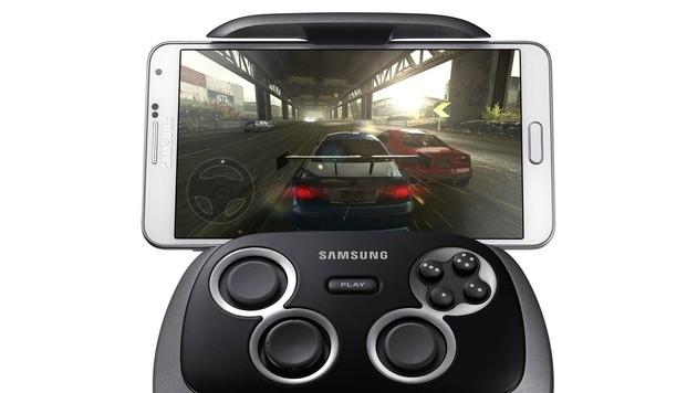 Samsung bringt Controller für Smartphone-Spiele (Bild: Samsung)