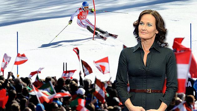 Glawischnig fordert von Regierung Sotschi-Boykott (Bild: APA/ROLAND SCHLAGER, APA/HERBERT NEUBAUER, krone.at-Grafik)