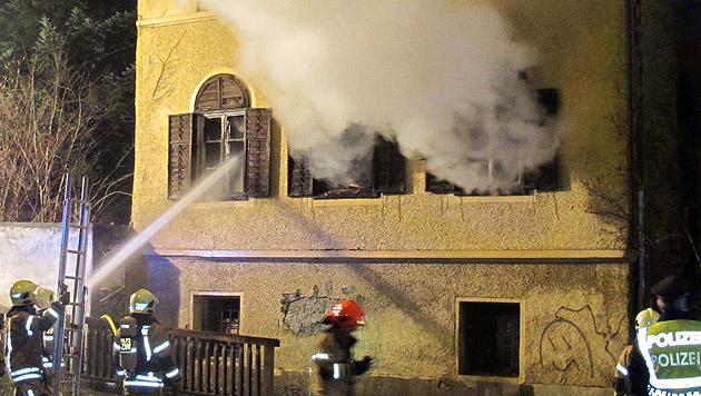 Zwei Tote bei Wohnungsbränden in der Steiermark (Bild: APA/BF GRAZ)