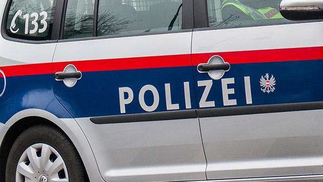 60-Jähriger geht mit Mistgabel auf Polizist los (Bild: Andreas Graf (Symbolbild))