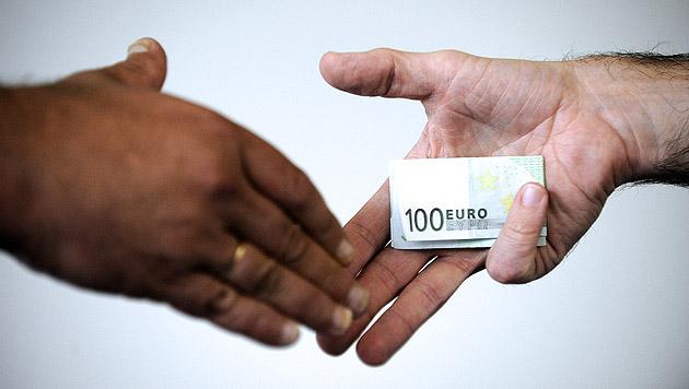 71% Aufklärungsquote rund um Korruptionsdelikte (Bild: APA/GEORG HOCHMUTH (Symbolbild))