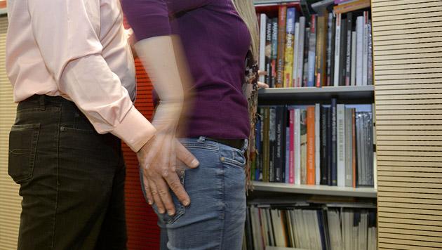 Neue Gesetzesnovelle: Sexuelle Belästigung kann bis zu sechs Monate Gefängnis nach sich ziehen. (Bild: APA/BARBARA GINDL (Symbolbild))