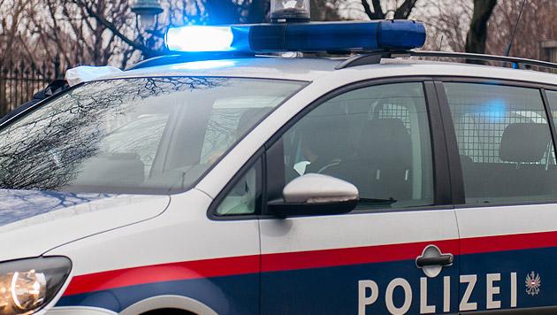 Einbrecherin blieb mit Kopf in Gitter stecken (Bild: Andreas Graf (Symbolbild))