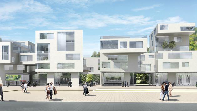 Experten besiegeln Ende für Cassco-Bauprojekt (Bild: City Life/Cassco)
