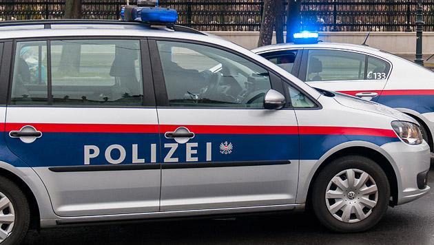 Lenker flüchtet zweimal an einem Tag vor Polizei (Bild: Andreas Graf (Symbolbild))