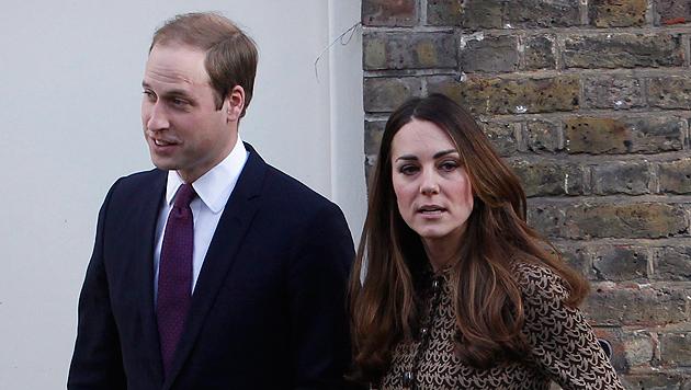 Murdoch-Affäre: Auch Kates Handy wurde abgehört (Bild: EPA)